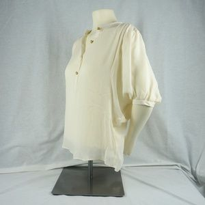 Ivory Boulee Blouse